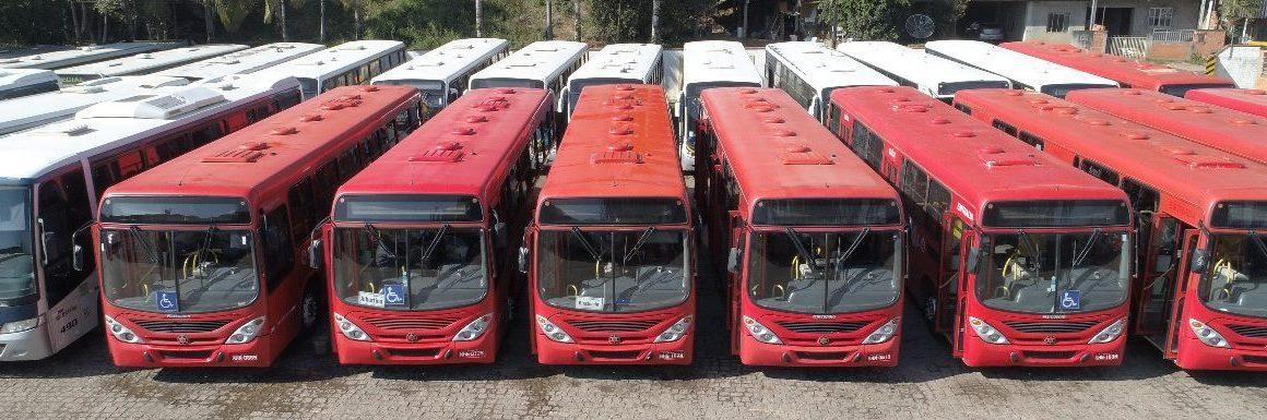 Transporte coletivo não retorna a partir do mês de maio