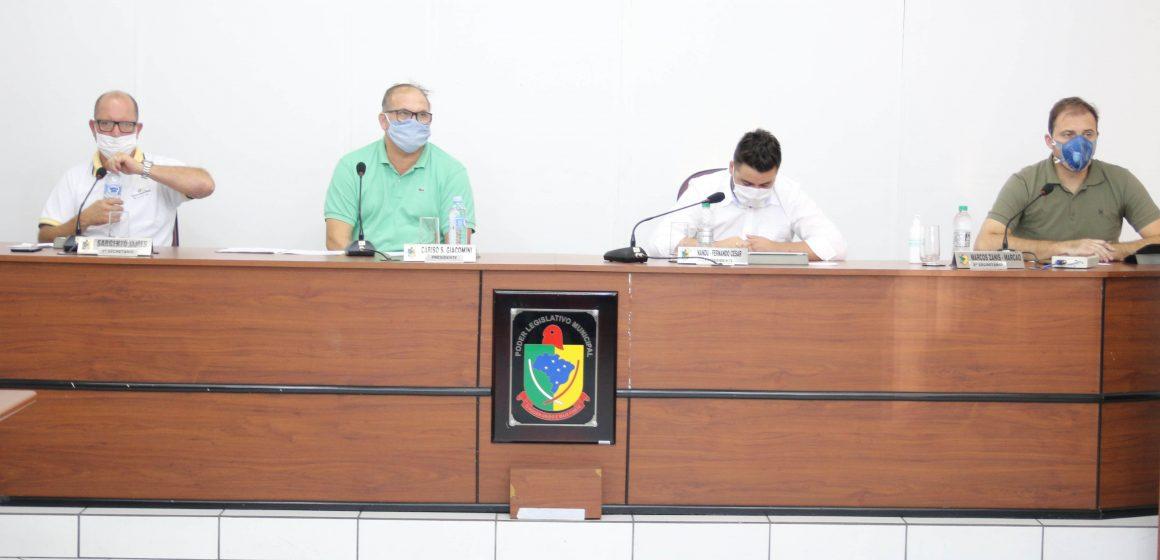 Presidente da Câmara de Vereadores alega que o legislativo rio-sulense mantém as despesas contidas