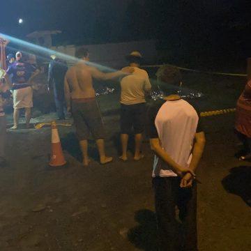 Homens são mortos a tiros em Agrolândia