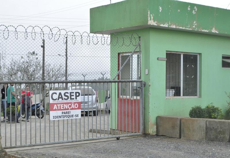 Combate ao coronavírus muda a rotina de trabalho no Casep de Rio do Sul