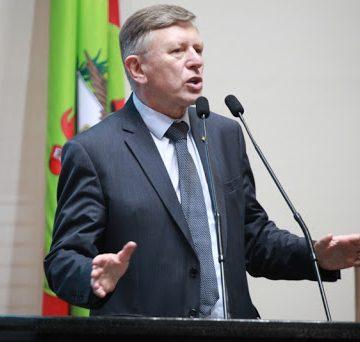 deputado Milton Hobus tem cobrado do governo ações e decisões para a retomada da economia no Estado