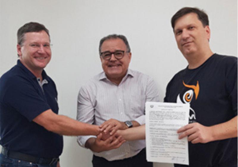 Observatório Social de Rio do Sul e Unidavi assinaram convênio de parceria