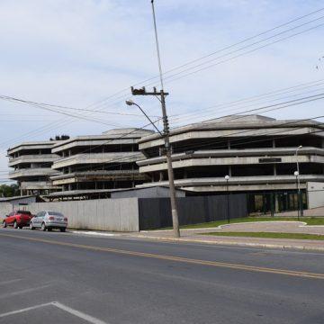 Obras no fórum de Rio do Sul devem ser concluídas até o início de setembro