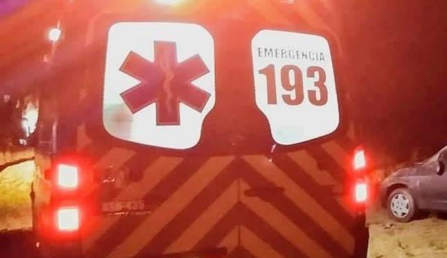 Bombeiros de Ituporanga fazem parto emergencial dentro de carro