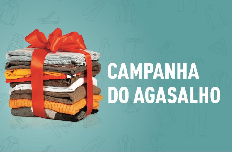 Edição 2020 da campanha do agasalho