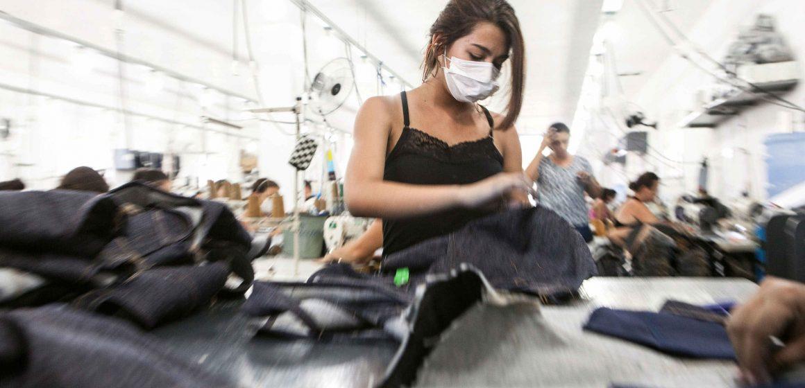 Facções da região recorrem à redução de jornada e suspensão do contrato de trabalho