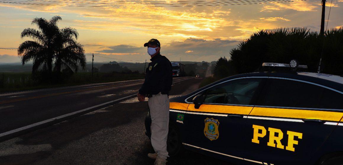 Polícia Rodoviária Federal realiza uma Operação Nacional de Segurança Viária