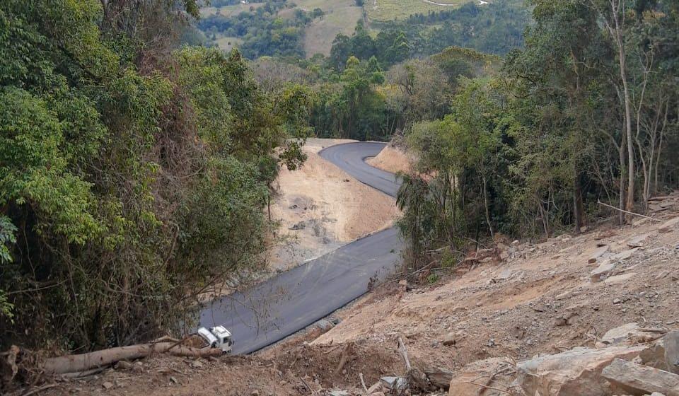 Trânsito na Serra do Tucano, entre Presidente Getúlio e Rio do Sul, será liberado hoje