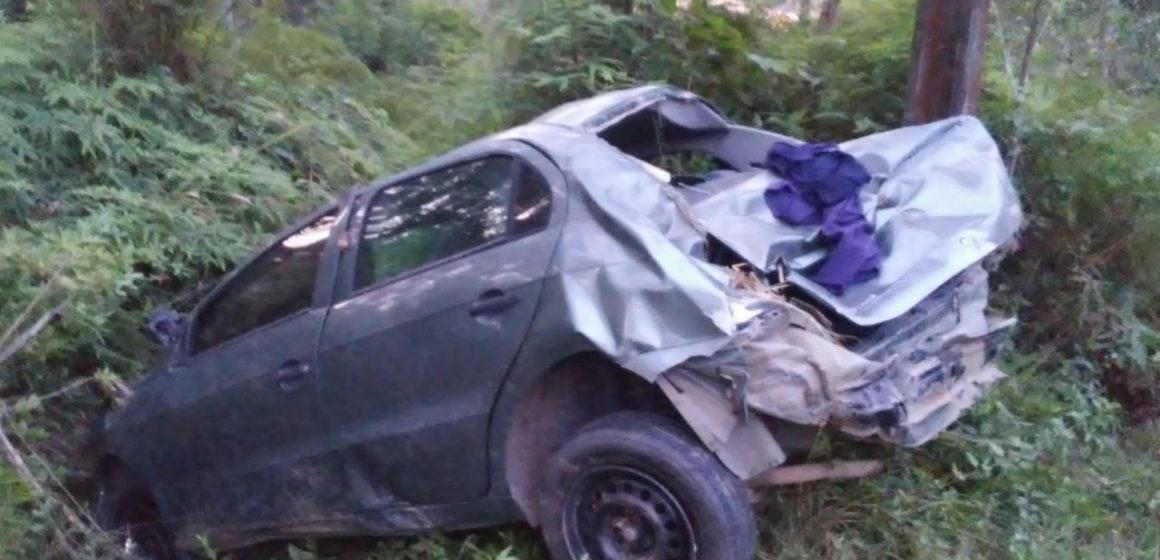 Bombeiros encontram homem morto após acidente na BR-470, em Ibirama