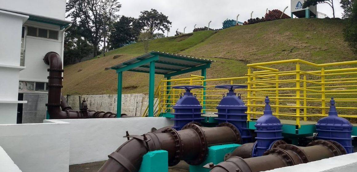 Casan reduziu vazão de operação do tratamento de água do sistema integrado de Rio do Sul