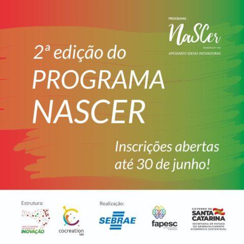 Fapesc lança a 2ª edição do Programa Nascer