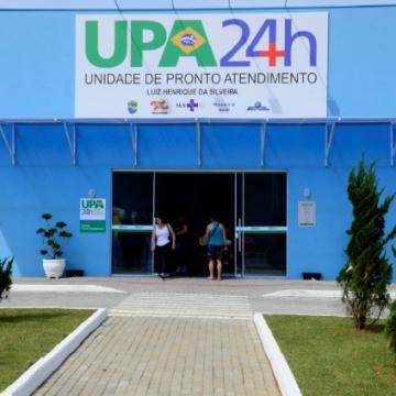 UPA 24h de Rio do Sul vai passar por desinfecção na quinta-feira