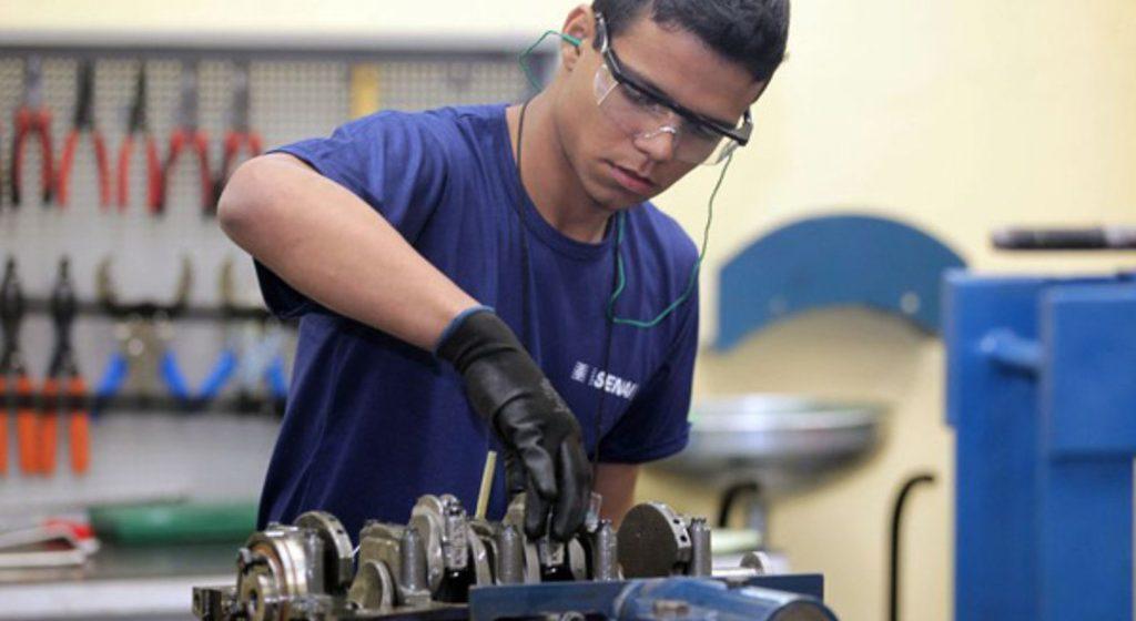 SENAI Alto Vale do Itajaí está com inscrições abertas para quatro cursos técnicos
