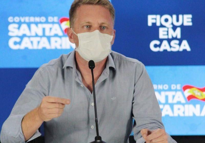 Amandio João da Silva Júnior é exonerado do governo de Santa Catarina