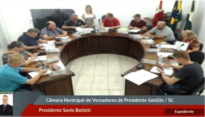 Vereadores e Ministério Público de Presidente Getúlio discutirão transação penal no próximo mês