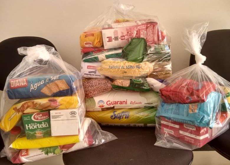 Lontras inicia segunda etapa de distribuição de alimentos para estudantes da rede municipal de ensino