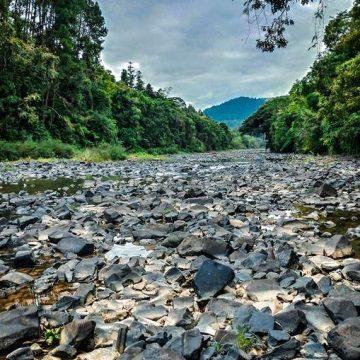 Chuvas não mudam condição hidrológica de rios do Alto Vale