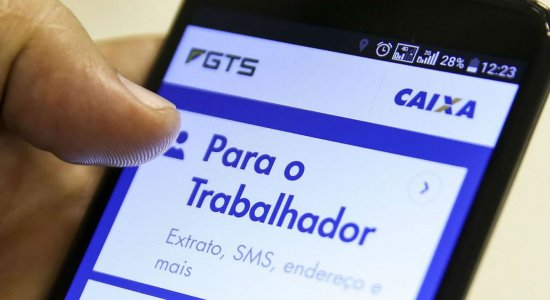 Caixa Econômica Federal inicia o pagamento de R$ 1.045 do FGTS para os nascidos em janeiro