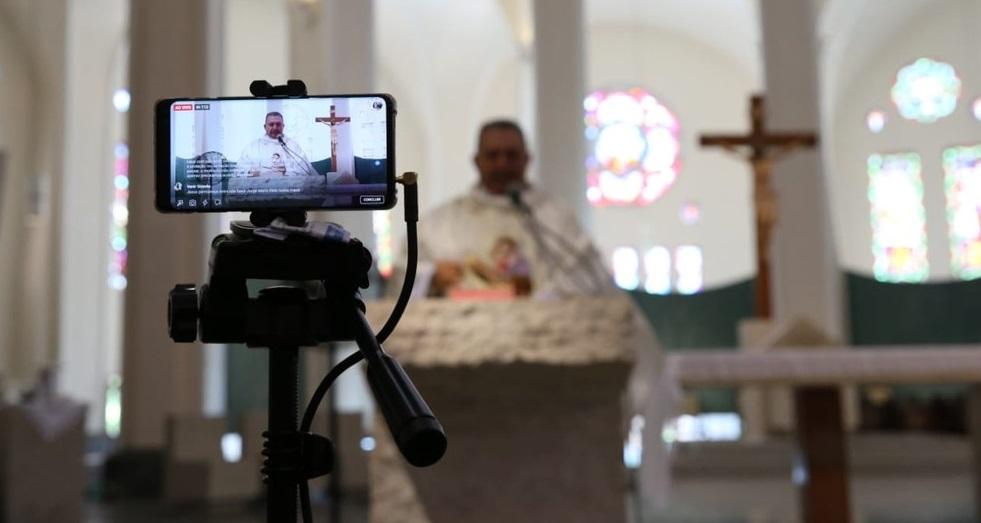 Diocese de Rio do Sul manterá celebrações online para o dia de Corpus Christi