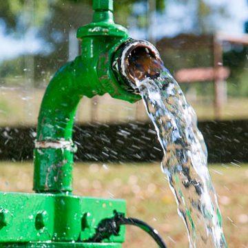 Produtores rurais de SC contam com linha especial de financiamento para a construção de poços artesianos