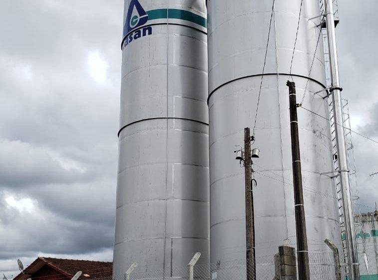 Casan coloca em operação dois novos reservatórios para atender a cidade de Lontras