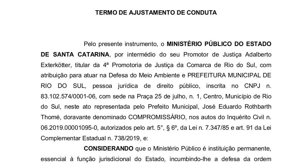 Rio do Sul terá que regularizar atuação de catadores de materiais recicláveis