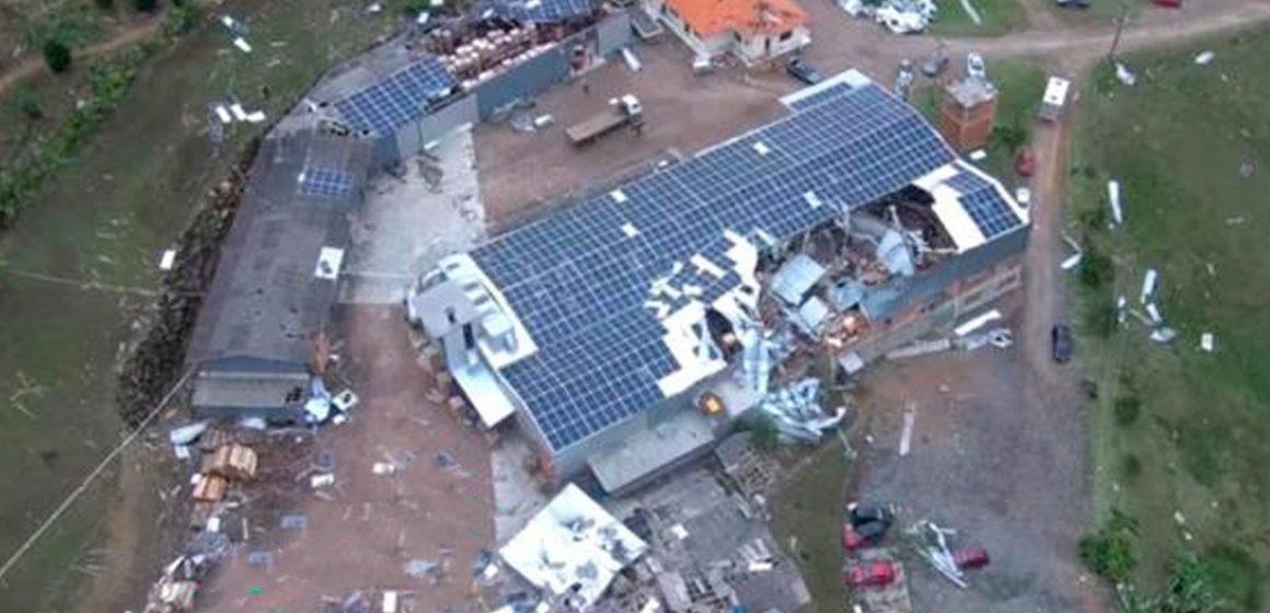 Defesa Civil recebe 494 solicitações para liberação do FGTS após o ciclone bomba que atingiu  Rio do Sul