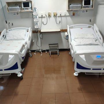 Apesar da desocupação gradual no Estado, dois hospitais da região seguem com UTIs para Covid-19 superlotadas
