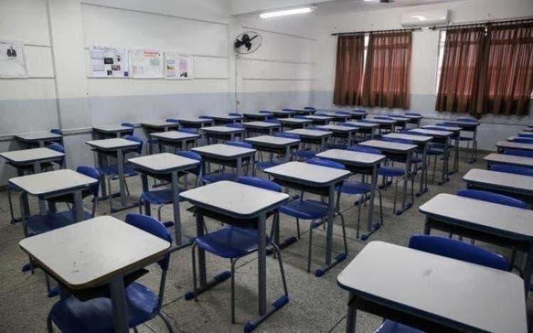 Governo do Estado determina retorno das aulas presenciais somente em 7 de setembro