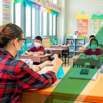 Protocolo de retorno das aulas prevê uso de máscaras e turmas alternadas