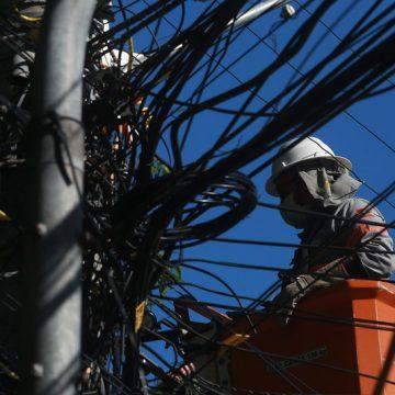 Celesc deve levar mais dez dias para restabelecer sistema elétrico da região