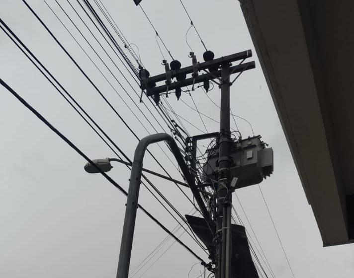 25 mil unidades consumidoras da região ainda estão sem energia elétrica