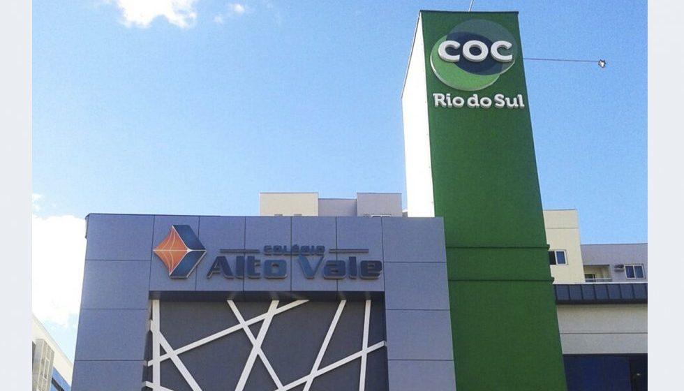 Colégio COC de Rio do Sul oferece apoio para os estudantes se prepararem para o Enem