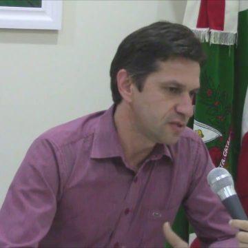 Prefeito de Agrolândia se manifesta sobre chá de bebê realizado em Unidade de Saúde