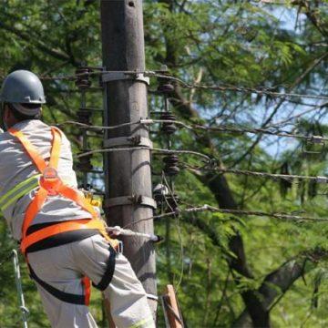 Alto Vale tem 2,5 mil unidades consumidoras sem fornecimento de energia