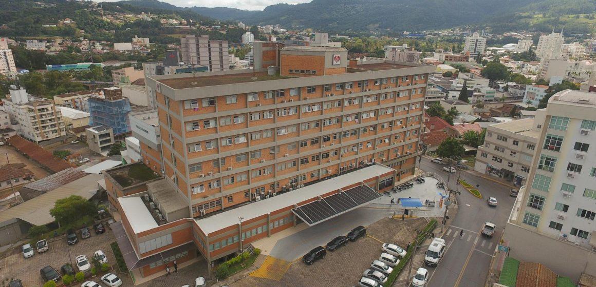 Hospital Regional tem nesta terça-feira menor taxa de ocupação dos leitos de UTI
