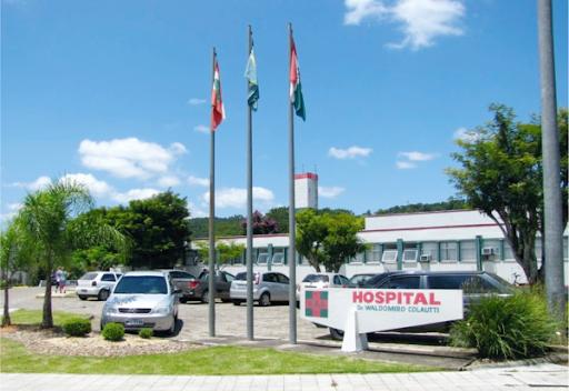 Com duas mortes já registradas por covid-19, hospital de Ibirama suspende visitas por tempo indeterminado