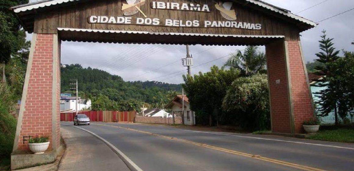 Quatro locais de Ibirama ganharão rotatórias e trevos