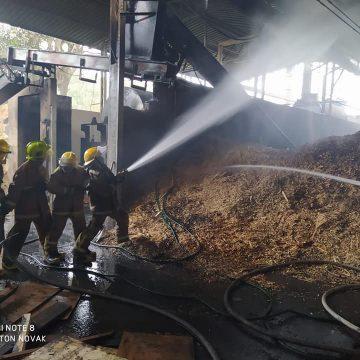 Pelo menos 380 incêndios foram atendidos pelos bombeiros do Alto Vale no primeiro semestre