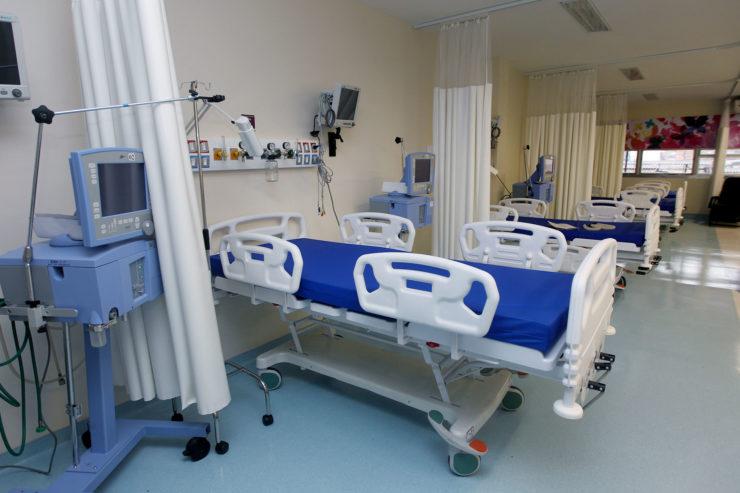 Hospital de Taió tem 37 leitos de retaguarda, para internações clínicas não relacionadas à Covid-19, habilitados pelo Ministério da Saúde