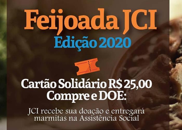 JCI Rio do Sul realizará feijoada solidária
