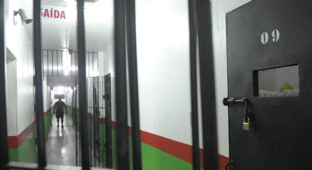 Enquanto permanece fechado, Casep de Rio do Sul passa por reforma