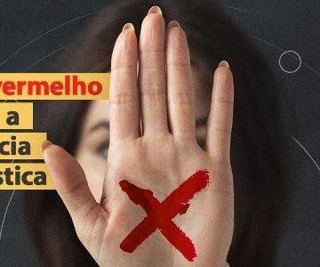 Campanha Sinal Vermelho para Violência Doméstica já está em 400 farmácias distribuídas em SC
