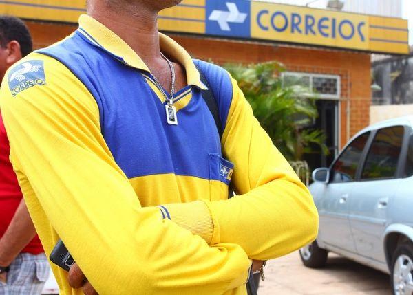 Reduz número de carteiros em greve na região