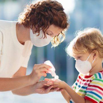 Em meio a pandemia do coronavírus, pediatra fala sobre os cuidados com as crianças e o risco de infecção