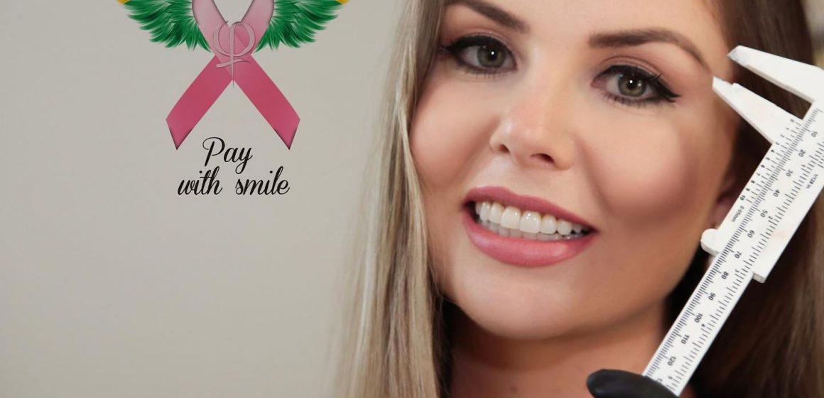 Projeto pague com um sorriso oferece procedimento estético para pessoas carentes