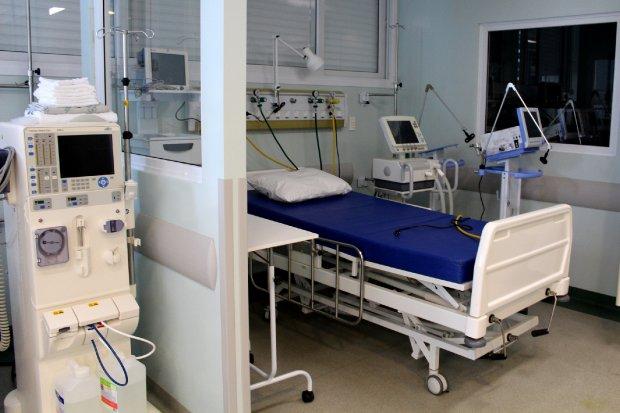 Para ser viabilizada, nova UTI do HDWC, de Ibirama, precisa de 17 médicos, mas apenas 8 participaram do concurso