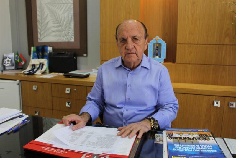 Após reassumir Executivo de Ituporanga, Osni Francisco garante que não vai alterar equipe da Saúde