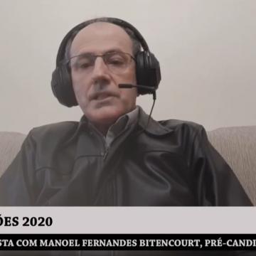 Pré-candidatos à prefeitura de Rio do Sul:  Manoel Fernandes pelo PT