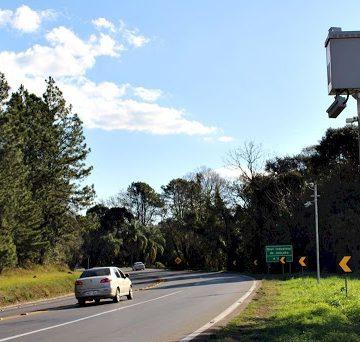 Cerca de 10 radares, instalados entre Rio do Sul e Pouso Redondo, na BR-470, entrarão em operação no fim do mês
